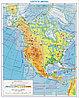 Карты по географии