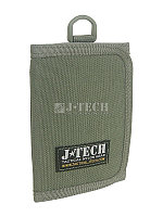 J-Tech Портмоне J-Tech® Farer-14 Identification Wallet