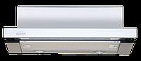 Встраиваемая вытяжка ELIKOR Интегра GLASS 50Н-400 нерж./стекло белое