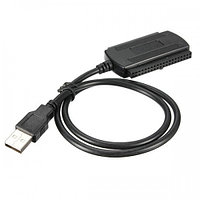 "Переходник / адаптер ""FIDECO  USB 2.0  to 2.5""&3.5""  IDE&SATA Cable with Power Supply M:CHD-S3T"""
