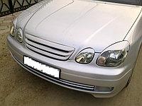 Накладки на фары (реснички) Lexus GS (160)