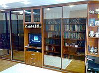 Мебель на заказ, книжные полки, книжные шкафы, фото 1