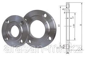 Фланцы стальные приварные Ру16 Ду200 ГОСТ 12820-80