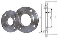 Фланцы стальные приварные Ру25 Ду100 ГОСТ 12820-80, фото 1