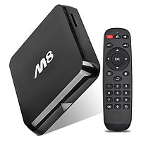 "Мини-приставка ""TV-Box 4K Ultra HD android 4.4,Quad-Core Cortex A9r4 Processor Up to 2GHz,DDR3 2GB, M:M8"""