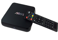 "Мини-приставка ""TV-Box 4K Ultra HD android 4.4,Quad-Core Cortex A9r4 Processor Up to 2GHz,DDR3 2GB, M8S"""