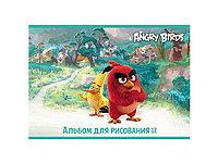"""Альбом для рисования """"Angry Birds"""" 12 листов"""