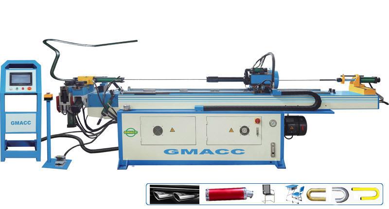 Трубогибочный станок с дорном GM-SB-50NCBA гидрав. (GM)