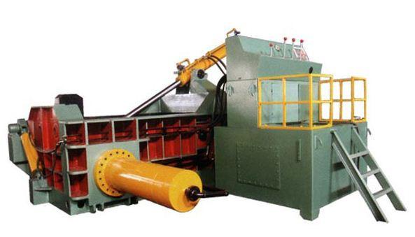 Пресс для пакетирования металлолома Y81F-2000A (TFKJ)
