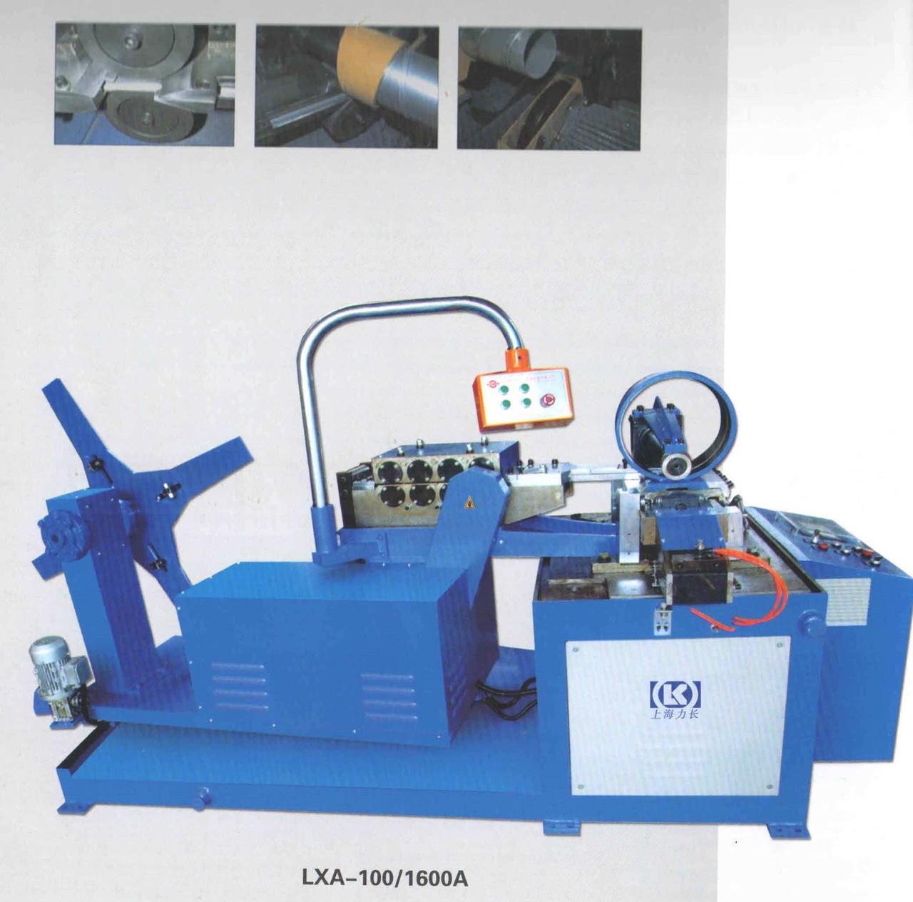 Спирально-навивной станок LXA-100/1250A (LC)