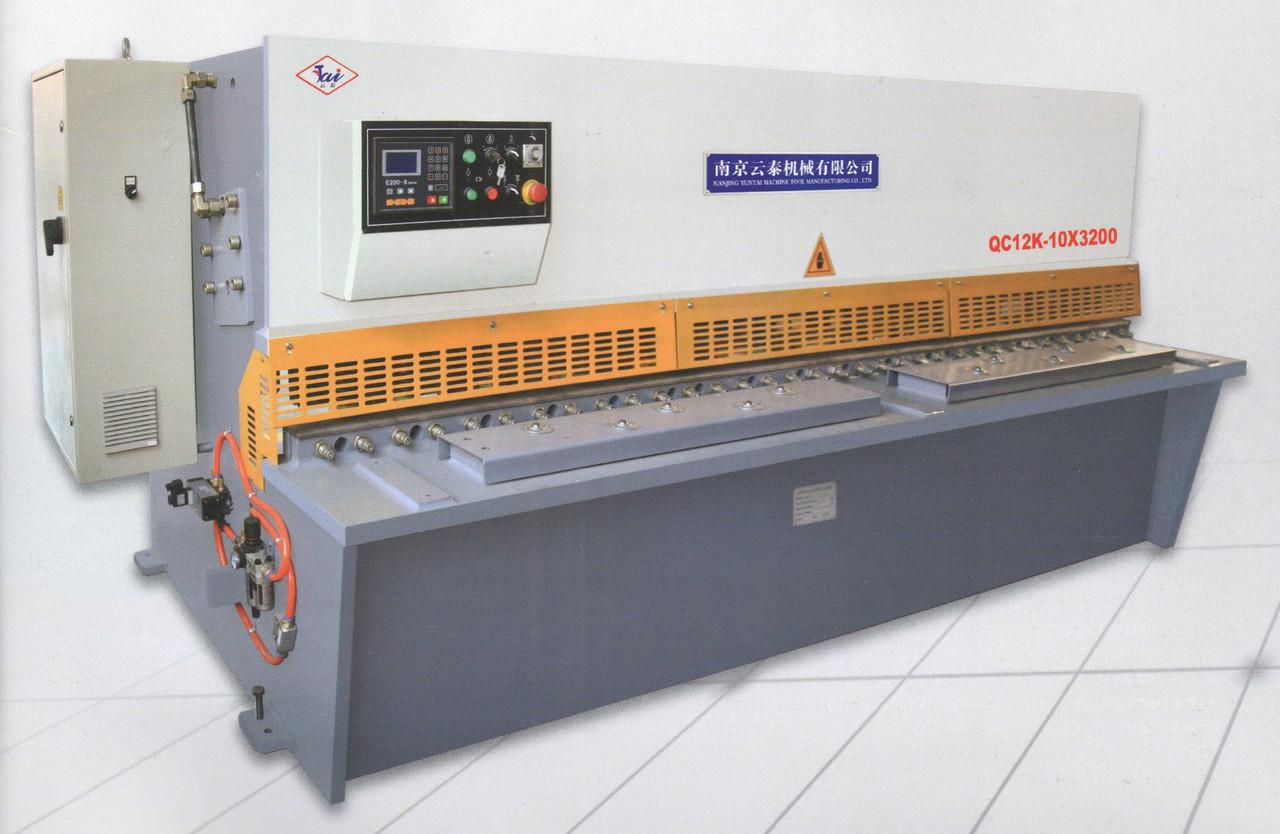 Гильотина QC12Y-16*6000 гидрав. (Yuntai)