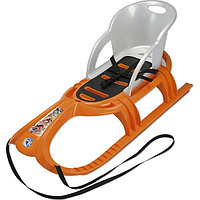 Детские санки KHW Snow Tiger Comfort (orange)