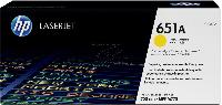 Картридж 651A HP CE342A Yellow LaserJet