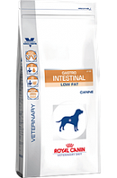 Royal Canin Gastro Intestinal Low Fat при панкреатите, 6 кг