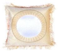 Подушка для сублимации, 50х50см (наполнитель в комплекте)