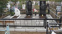 Памятники мраморные и гранитные с их установкой в г. Рудный , Кустанай  и в близлежащих поселках