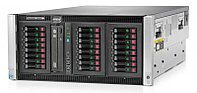 "Сервер HPE ProLiant ML350pR08 1xE5-2630 2x4Gb x24 2.5"" SAS/SATA RW P420i 1Gb 1G 4P 1x750W 3-3-3 (646677-421)"