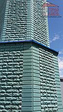 Фасадная панель - каменный кирпич, фото 2