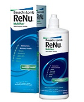 Раствор для линз Renu MultiPlus 120 ml, B&L