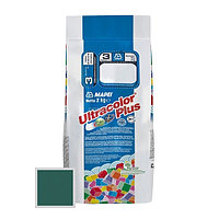 Затирка для швов MAPEI Ultracolor Plus № 171/2кг (Бирюзовый) 859419