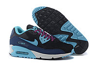 "Кроссовки Nike Air Max 90 Leather ""Navy/Black"" (36-39), фото 1"