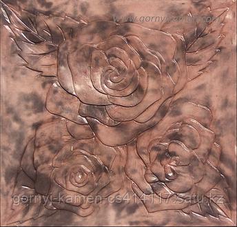 Брусчатка тротуарная плитка - Роза, фото 2