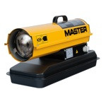 Нагреватели воздуха с прямым нагревом MASTER B 150