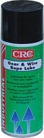 GEAR & WIRE ROPE LUBE 400 ML