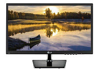 "LG 18.5"" 19M37A-B LED, 1366x768, 5ms, 200cd/m2, 5Mln:1, 90°/65°, D-Sub, Black"