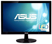 "ASUS 18.5"" VS197DE LED, 1366x768, 5ms, 250cd/m2, 90°/50°, D-Sub, Black, 90LMF1001T02201C-"