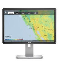 "Dell P2016 19.5"" LED Monitor Black(250 cd/m2; 1000: 1; 8 ms; 178°/178°; DVI-D, VGA, DisplayPort, USB Hub; 1440 x 900; port.orientation; EPEAT Gold)"