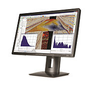 HP TFT Z24s UHD 4K Monitor (IPS,300 cd/m2,1000:1,14 ms,178°/178°,DisplayPort,HDMI,MHL, USB 3.0 Hub, 3840x2160,EPEAT Gold)