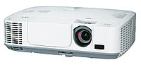 NEC projector M311W LCD, 1280 x 800 WXGA, 3100lm, 3000:1, 3kg, HDMI, VGA x2, S-Video, RJ45, bag, Lamp:4000hrs(replace M271W, M300W)(60003074)