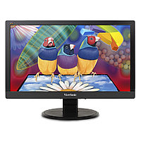 "Viewsonic 19.5"" VA2055SA MVA LED, 1920x1080, 250 cd/m2, 3000:1, 178/178, 5ms, D-sub, Glossy Black, замена VA2046"