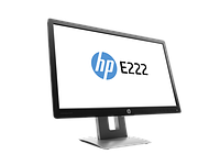 "HP EliteDisplay E222 21,5"" LED Monitor wide(IPS,250 cd/m2, 1000:1, 7ms, 178°/178°,VGA,DisplayPort,HDMI,USB 3.0x3 1920x1080, LED backlight,EPEAT gold)"