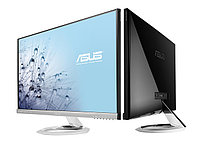 "ASUS 23"" MX239H AH-IPS LED, 1920x1080, 5ms, 250cd/m2, 80Mln:1, 178/178, D-Sub, HDMI*2, колонки Bang&Olufsen, Silver Black, 90LMGC051L010O1C-"