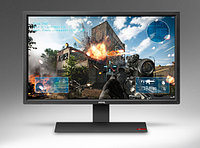 "BENQ 27"" RL2755HM TN  LED 16:9, 1920x1080, 2ms, 300cd/m2, 12M:1, 170/160, D-Sub, DVI, 2*HDMI, Speaker Black"