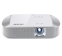 Acer projector K137i, WXGA/DLP/LED/3D/700 Lm/100 000:1/HDMI/SD/USB/USB WiFi/SRS WOW HD/Bag/0.51 kg