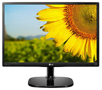 "LG 19.5"" 20MP48A-P IPS LED, 1440x900, 5ms, 200cd/m2, 600:1, D-Sub, Black"