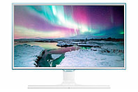 "Samsung 27"" S27E370D PSL LED, 16:9, 1920x1080, 4ms(gtg), 1000:1, 300 cd/m2, 178/178 D-Sub, HDMI, DP, White"