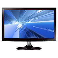 "Samsung 19.5"" S20D300NH TN LED 16:9 1366x768 5ms 200cd 600:1 90/65 D-Sub Black-Red"