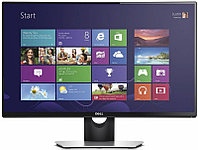 "Dell SE2716H 27"" LED Monitor BK/BK (IPS; 300 cd/m2; 1000:1; 8ms; 1920x1080; 178/178; VGA,2 HDMI with MHL,Audio-in,Headphones out,2 x speakers,Hight"