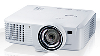 Canon projector LV-WX310ST, DLP, 1280x800 (WXGA), Short Throw, 3100 Lm (2450 Lm Eco Mode), 10000:1, 4000 Hrs (6000 Hrs Eco Mode), USB-B, HDMI 1.3,