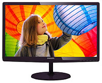 "21,5"" Philips 227E6LDSD 1920x1080 TFT W-LED 16:9 5ms VGA DVI HDMI 178/178 20M:1 250cd Audio-out/Headphones Black-Cherry"