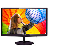 "23,6"" Philips 247E6LDAD TFT W-LED 1920x1080 16:9 5ms VGA, DVI, MHL-HDMI, 20M:1 170/160 250cd, Speakers Black-Cherry"
