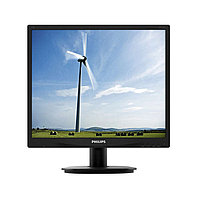 "19"" Philips 19S4QAB 1280x1024 IPS LED 5:4 5ms VGA DVI 10M:1 178/178 250cd Speakers Black*"