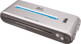 Ламинатор A4, 230мм, 2 ролика, 80-125микр, пластик ProfiOffice