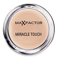 "Крем-пудра MAXFACTOR ""Miracle Touch"" -creamy ivory 45. 11,5 г №35149"