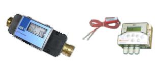 Система теплового учета AXIS комплект, Dy 50 мм, Qnom 15,0 м3/ч