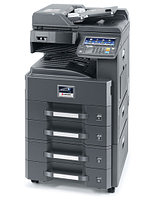 Kyocera TASKalfa 3510i (P/C/S/F, A3, 35/17 ppm А4/A3, 600 dpi, 2048 Mb + 160 HDD, USB 2.0, Ethernet, б/крышки и тонера)